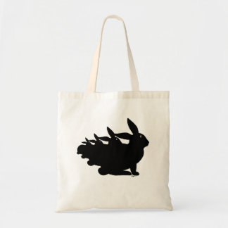 Why So Jumpy? Budget Tote Bag