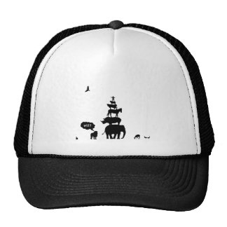 Why Take Freedom? Animal Stack. Hat