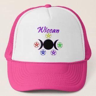 Wiccan Trucker Hat