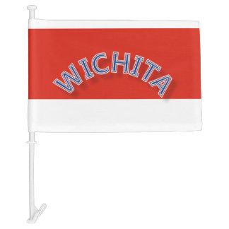 Wichita Car Flag