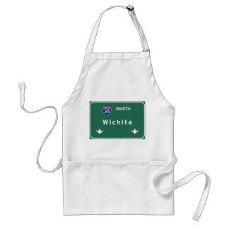 Wichita Kansas ks Interstate Highway Freeway : Standard Apron
