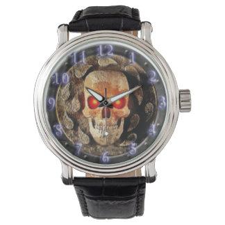 Wicked Skull Watch