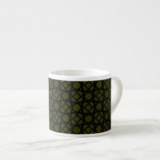 Wicker Cell of Despondency (Pre-Caffeine) Espresso Cup