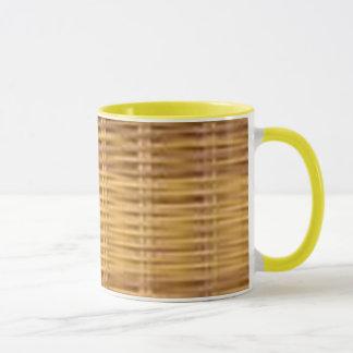 Wicker Mug