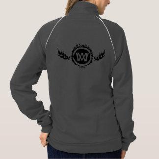 Widdermackers in Hell Track Jacket