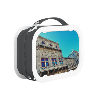 Wien architecture lunch box
