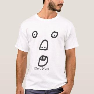 Wierd Nose T-Shirt