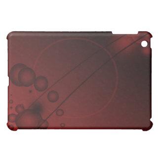 wierd red iPad mini cover