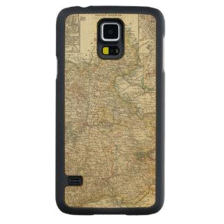Wiesbaden and Frankfurt Germany Maple Galaxy S5 Case