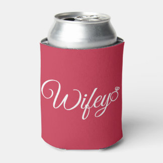 Wifey ring can cooler