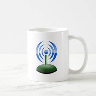 Wifi Logo Coffee Mug