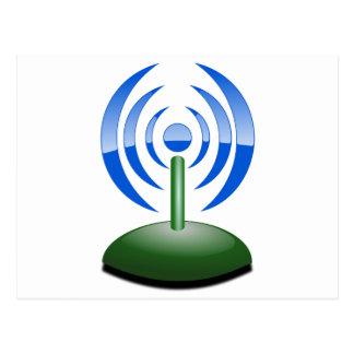 Wifi Logo Postcards