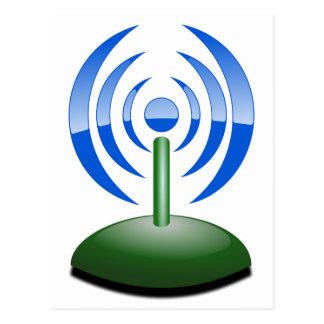 Wifi Logo Post Cards