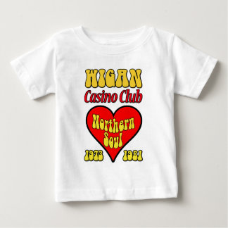 Wigan Casino Club Northern Soul Baby T-Shirt