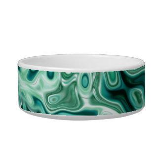Wiggled customizable cat or dog pet bowl