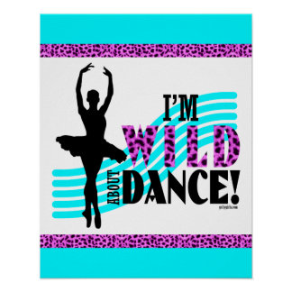 Wild About Dance Poster