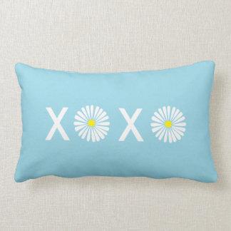 Wild at Heart XOXO Daisy Accent Pillow
