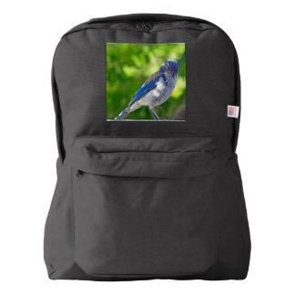 Wild Bird Bag Backpack
