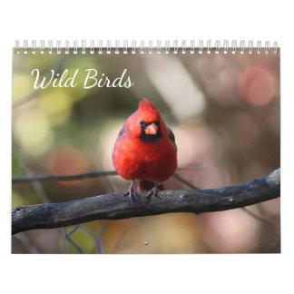 Wild Birds Calendar
