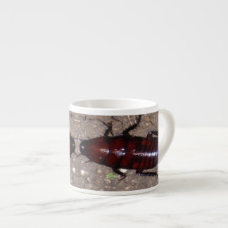 Wild Delicacy Cuisine - Science Nature n Insects Espresso Mugs