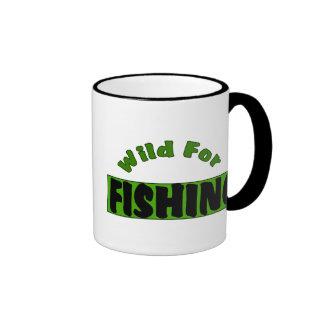Wild For Fishing Mug