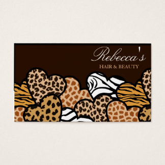Wild hearts Business Card