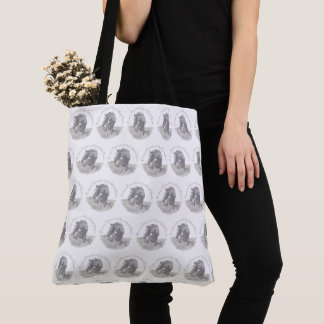 Wild Horse Warriors for Sand Wash Basin Tote Bag