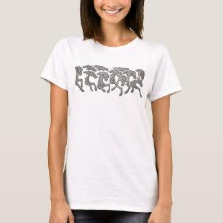 Wild Horses Tank Top Women's Shirt Wild Horses Shi