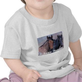 Wild Horses Todler T-Shirt