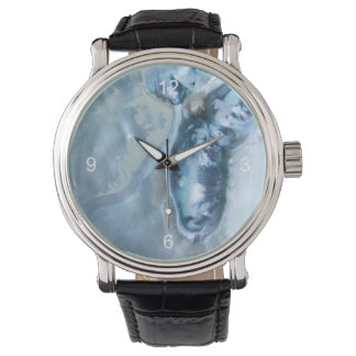 Wild Malaysian Mother of Pearl Watch