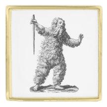 Wild Man - Wildemann - Figure from Mediaeval