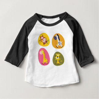 WILD SAFARI DESIGN EDITION BABY T-Shirt