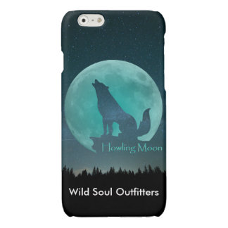 Wild Soul Outfitters Howling Moon iPhone 6/6s Case