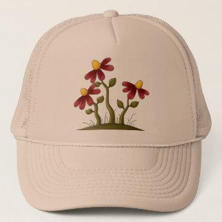 Wildflower Beauty Trucker Hat