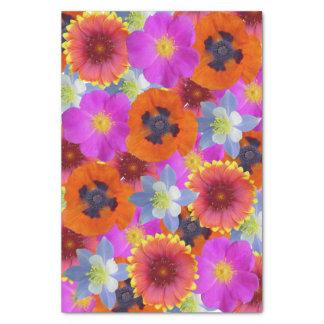 Wildflower Medley Tissue Paper