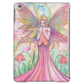 Wildflower Pink Flower Fairy Fantasy Art