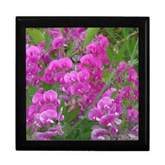 Wildflowers Flowers Floral Meadow Photography Gift Box