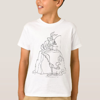 Wile E Coyote and ROAD RUNNER™ Acme Products T-Shirt