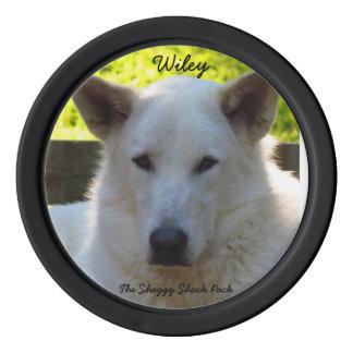 Wiley, GCACS Survivor Poker Chips