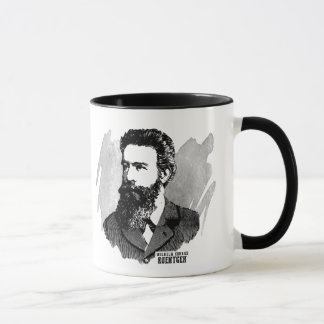 Wilhelm Conrad Roentgen Mug
