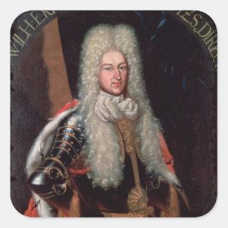 Wilhelm Ernst, Duke of Saxony Square Sticker