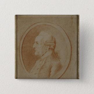 Wilhelm Friedrich Bach, 1782 15 Cm Square Badge