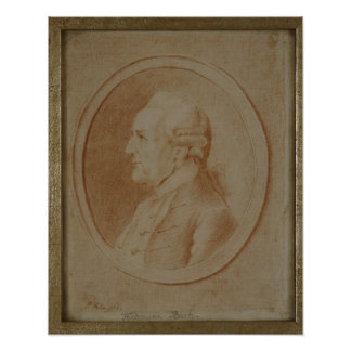 Wilhelm Friedrich Bach, 1782 Poster