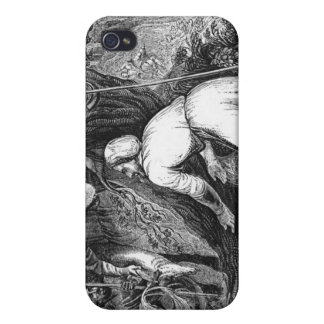 Will Scarlet Kills a Buck Case For iPhone 4
