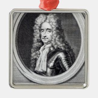 William Bentinck, 1st Earl of Portland Christmas Ornament