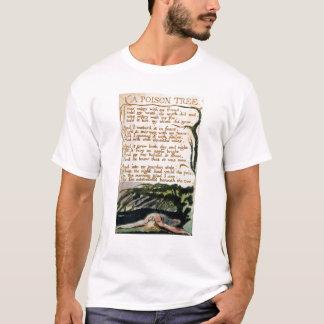 William Blake   A Poison Tree T-Shirt