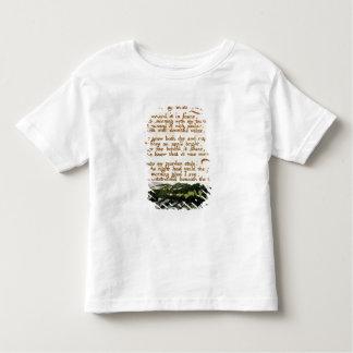 William Blake   A Poison Tree Toddler T-Shirt