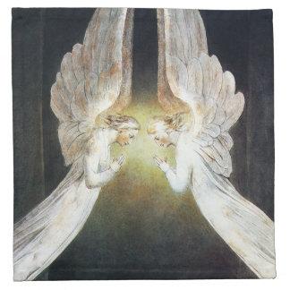 William Blake Angel Napkins