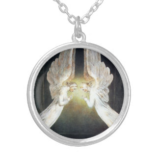 William Blake Angels Necklace