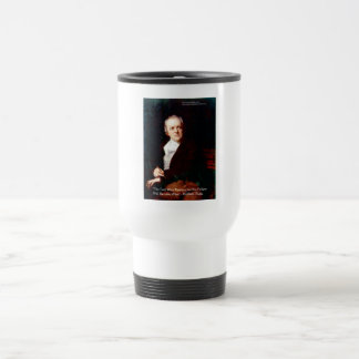 "William Blake ""Become Wise"" Wisdom Quote Gifts Travel Mug"